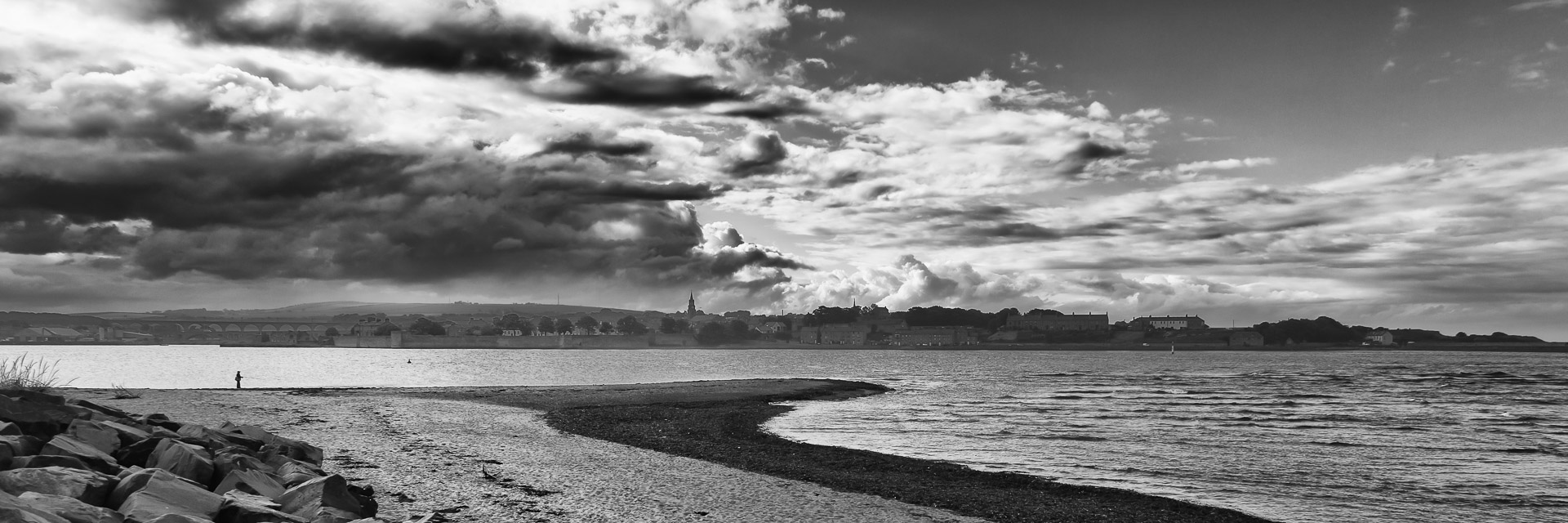 The Mouth of the River Tweed photo by Nick Prior