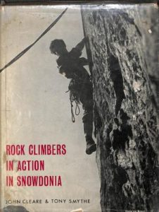 Climbers in Action in Snowdonia